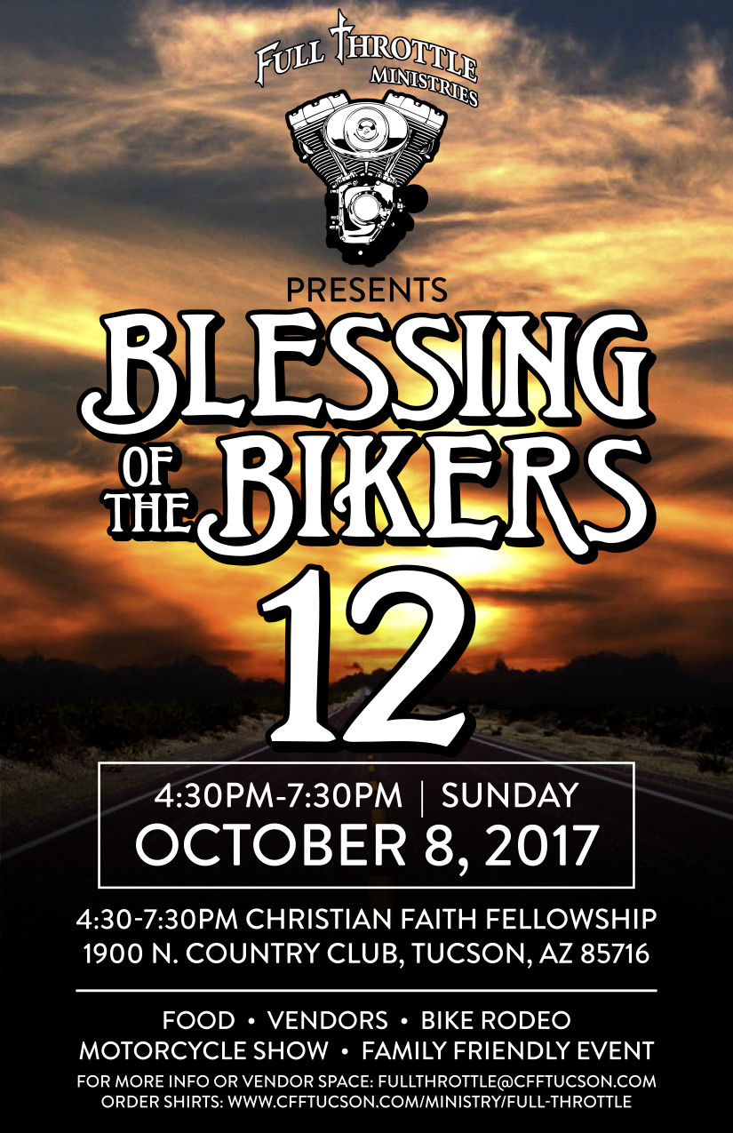 Blessing of the Bikers 12