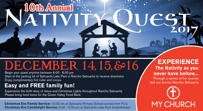 10th Annual Nativity Quest