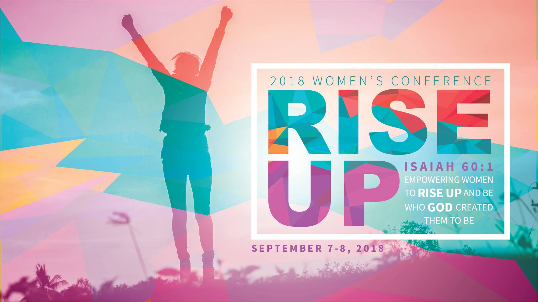 Rise Up - 2018 Women's Retreat