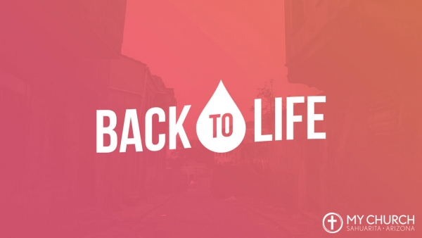 Back to Life - Part 4 Image