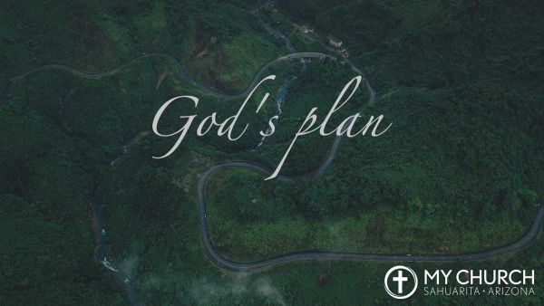 God's Plan - Part 1 Image