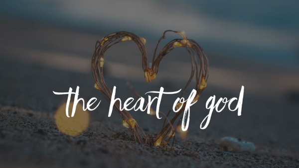 The Heart of God - Part 1 Image