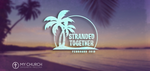 Stranded Together - Part 1 Image